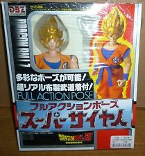 Dragonball Z SUPER SAIYAN GOKU Bandai 1992 Full Action Pose Complete
