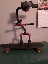 industrial pipe lamp skateboard retro steampunk