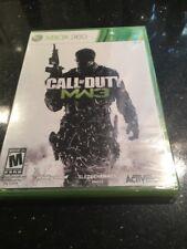 Call of Duty Modern Warfare 3 Xbox 360 Brand New Factory Sealed