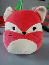 "Squishmallows fifi Fox 8"" Soft Toy Plush"