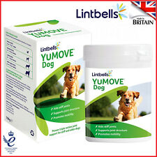 Lintbells Yumove Dog Joint Supplement for Stiff and Older Dogs 60 or 120 Tablets