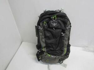 Osprey Stratos 24 Men's Day Hiking Backpack- Black