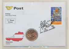 5 Euro Numisbrief öSTERREICH  - Nba27a-Ski Wm 2013 Schladming  Eiamaya