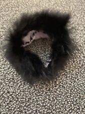 New ListingBarbie Randall Craig Black Fur Stole