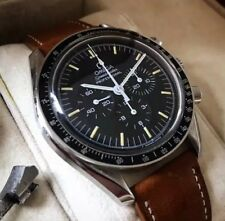 Vintage Omega Speedmaster Moonwatch '96 transitional model Cal. 861 Tritium+Box