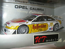 1/18 UT Models 1996 OPEL CALIBRA V6 4X4 DTM - #44 - H.J. STUCK - NEW