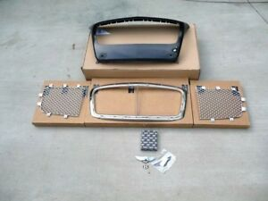 Bentley Continental Gt Gtc Front Radiator Grill Frame 2012- 2015