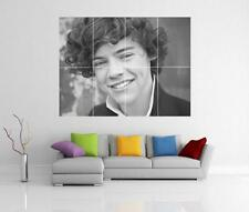 HARRY STYLES ONE DIRECTION GIGANTE WALL ART PICTURE PRINT POSTER G971