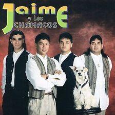 Jaime y Los  Chamacos       No Se Cansan     (NEW CD, 1995, Freddie Records)