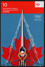 Canada 2556a Booklet MNH Summer Olympic Games, Rowing