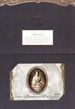"""Aland - Russia JOINT Issue """"QUEEN ~ MARIEHAMN"""" MNH Limited Edition GOLD  A-0002"""