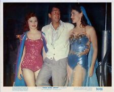 THREE RING CIRCUS photo DEAN MARTIN/SEXY BABES original color publicity still