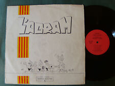 L'AGRAM canta MOLINERS I LLADRES - LP 1978 TERRA NOSTRA 5 - ADV 7709 - CATALAN