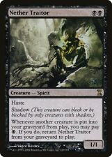 MTG - Traitre Infernal NM French Time Spiral Nether Traitor
