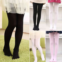 Children's Ballet Dance Tights Footed Seamless Girls and Ladies NEW