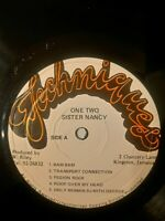 Sister Nancy ‎– One, Two... - Vinyl LP