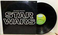 Music From Star Wars Vinyl Record MUS-8801