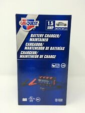 CARQUEST 1.5 AMP Battery Charger/Maintainer (CQ-15CR) (PR)
