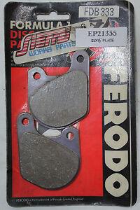 Ferodo brake pads FDB333 Harley Shovehead FX NEW NOS EP21355