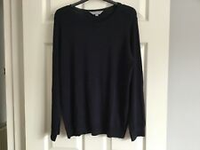 Dorothy Perkins Petite Navy Sweater/Jumper Size 16