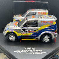 Vitesse SKM173 Mitsubishi Pajero Rally Paris-Dakar-Cairo 2000 1:43 MIB