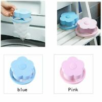Floating Pet Fur Catcher Reusable Hair Dust Remover Washer Laundry cleaning tool