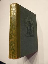 Else Sparwasser, Das Ferberblut, Roman aus Danzigs vergangenen Tagen, 1934