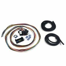 Ultimate 12 Fuse 12v Conversion Wire Harness 40 1940 Ford Station wagon rat
