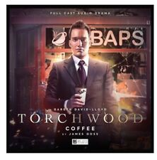 Torchwood Coffee Monthly Range Big Finish
