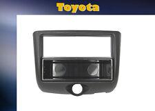 = Radioblende für Toyota Yaris ab 1999 bis 2003  1-DIN Autoradio