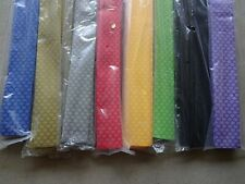"Rod Building Wrapping Fish Scale 40Mm wide Heat Shrink tubing 40"" 8 Colors"
