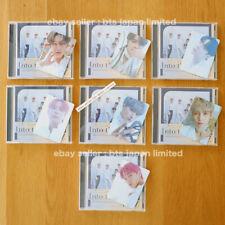 Ateez ins A bis Z Originalalbum 1cd + Official Photo Card Set
