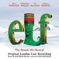 Elf The Musical - Original London Cast (NEW CD)