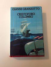 L37> Cristoforo Colombo - Gianni Granzotto - 1984