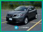 2018 Nissan Rogue SV Sport Utility 4D Hill Start Assist Control Side Air Bags Vehicle Dynamic Control Alloy Wheels
