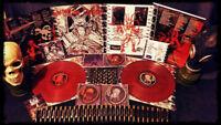 Whipstriker/Ophicvs-Satanic Metal Army vinyl LP ltd to 500 Heavy/Thrash Metal