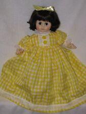 "15"" Madame Alexander Baby Doll 1977 Dressed Pretty"