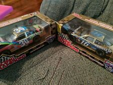 1998 Racing Champions Nascar Gold 2 Cars Ernie Irvan And Ted Musgrave