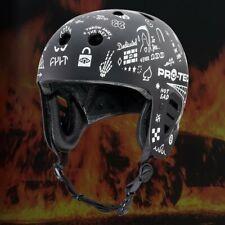 CULT BMX x PROTEC FULL CUT BIKE BICYCLE HELMET BLACK