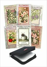 Public Domain 6 DVD Collection - Flowers & Nature.  Out of copyright images