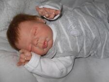 Traumdolls Rebornbaby Lionel von Elisa Marx Sammlerpuppe Unikat Reallife Baby