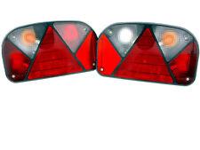 Aspöck Multipoint 2 II Anhänger Rückleuchten Set re/li Rücklichter Heckleuchten
