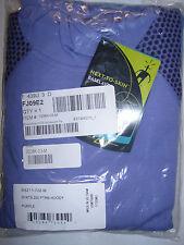 NEW SmartWool NTS Midweight Pattern Hoodie Shirt - UPF 50+, Women's  Medium Wool