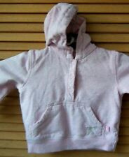 Girls light pink hoodie jumper Mothercare age 12-18 months