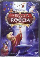 Dvd Disney **LA SPADA NELLA ROCCIA** nuovo 1964