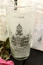 Gonzales County Courthouse Texas 150 Anniversary Glass Tumbler Shell Promo