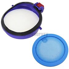 Vacuum Cleaner Pre Motor & Post Motor HEPA Filter Kit To Fit Dyson DC24 & DC24i