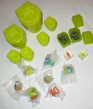 Trash Pack Series 5 Trashies, Toilets Plus 2 Zombie Trashies in Coffins