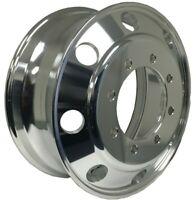 19.5 x 6.75 Aluminum Truck Wheel Rim Hub Alcoa Style Dually PCD 8 X 275 GMC/Chev
