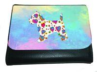 Westie Dog Purse pretty design West Highland White Terrier Wallet Thankyou Gift